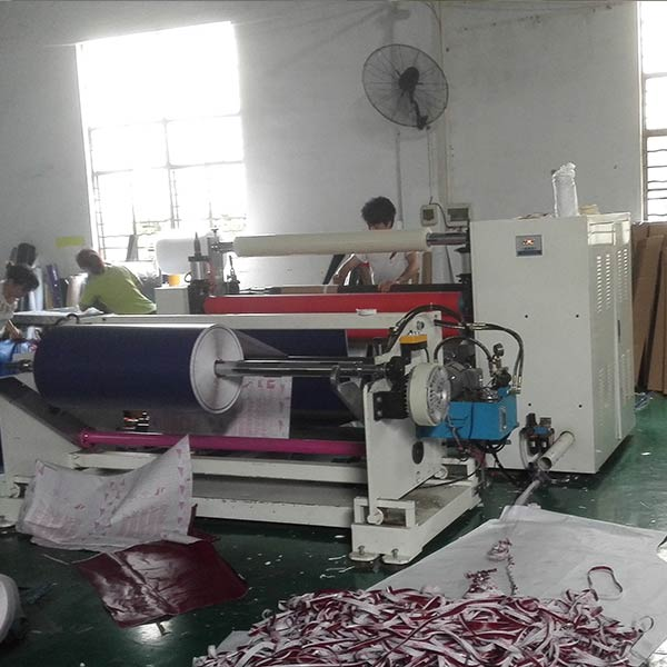 car body sticker pvc vinyl wrap production line