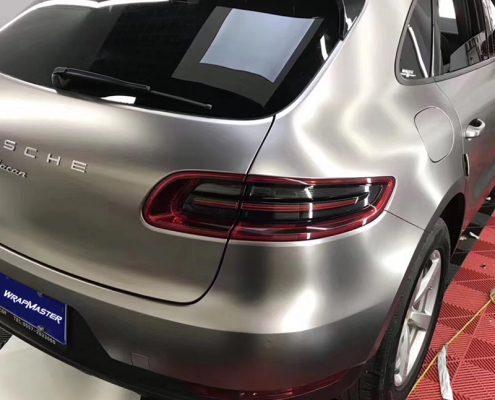 WRAPMASTER ROHs Certification Electro air bubble free vinyl car wraps