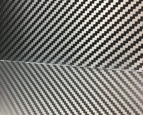 3D carbon fiber vinyl wrap