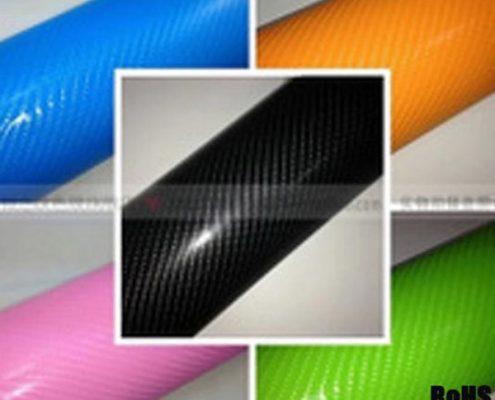 4D car carbon fiber wraps