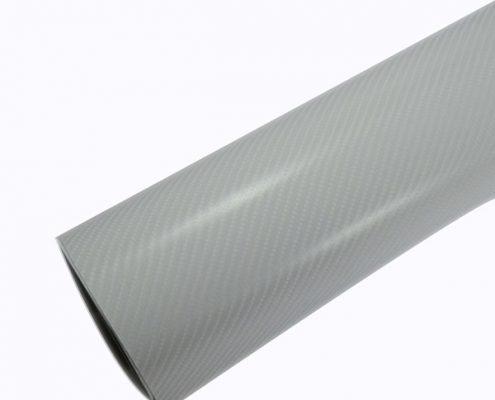 4d white carbon fiber car wraps 4D04