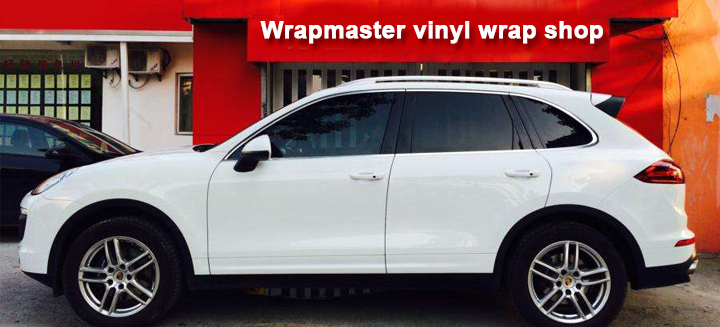 How to open a car vinyl wrap shop