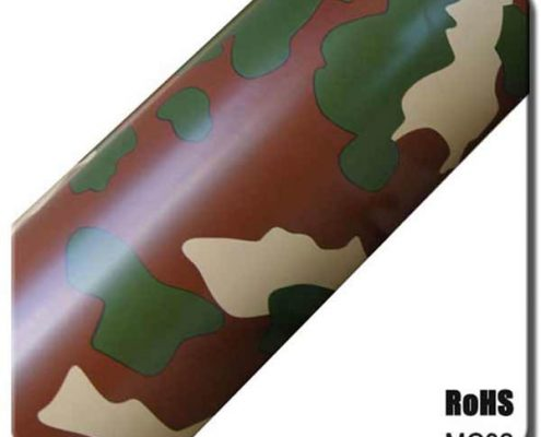 MC02 Jungle camo Camouflage Car Wrap Vinyl