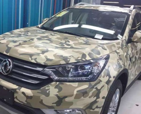 car camo wrap for sale