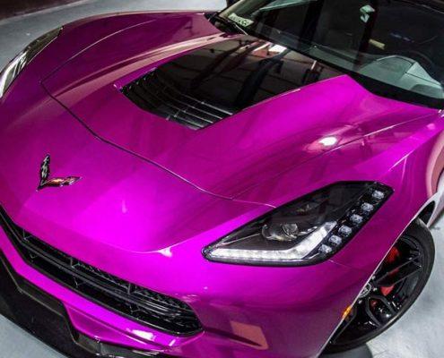 gloss matellic vinyl pearl car wrap
