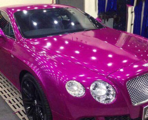 gloss metallic pearl car vinyl wrap for sale