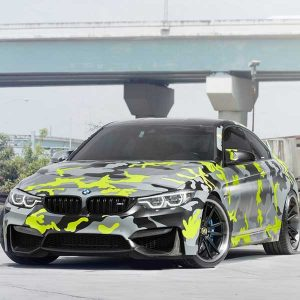 army green camo vinyl wrap for wholesale