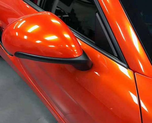 super gloss vinyl matellic car sticker