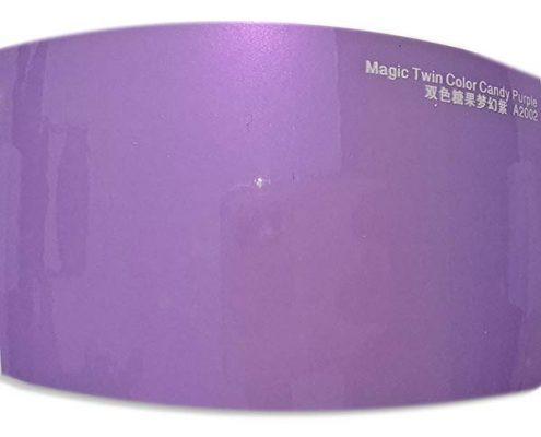 Magic Twin Color Candy Purple vinyl MTA2002