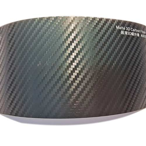 Matte 3D Carbon Fiber A005