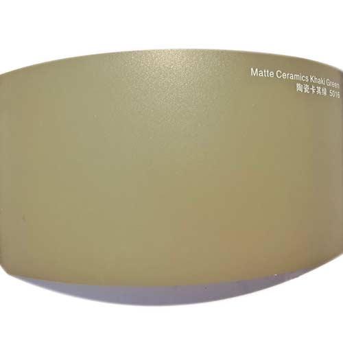 Matte Ceramics Khaki Green wrap car MCF5016