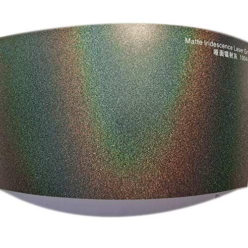 Matte Laser vinyl wrap