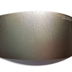 Satin Brushed Titanium Grey SBA6001