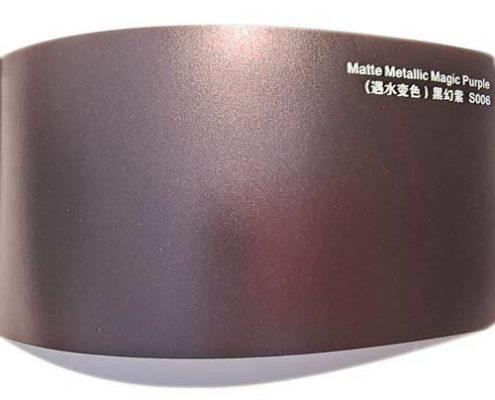 Matte Metallic Magic Purple-S006