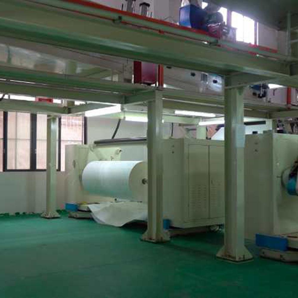 car wrap production line